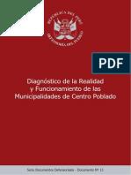 Municipalidades Del Centro Poblado