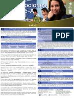 Cartel Reinscripción 2015A