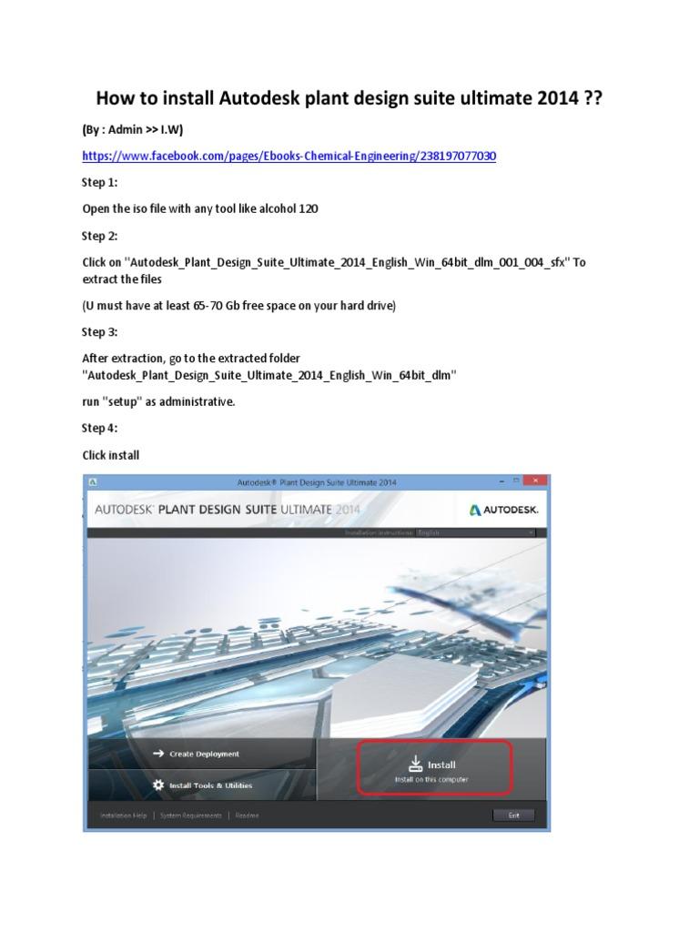 Buy Autodesk Plant Design Suite Ultimate 2015 Mac