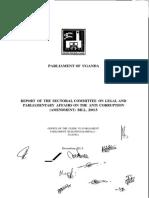 Anti Corruption (amendment) Bill, 2013 Majority and Minority report.pdf