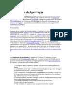 Constitución de Apatzingánk