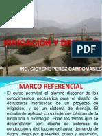 Presentacion Curso Irrigacion y Drenaje