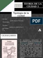 Tipologia de La Ciudad