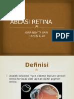 Ablasi Retina