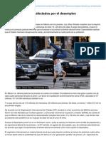 Contralinea.info-Jóvenes Principales Afectados Por El Desempleo