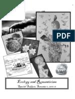 Ecology and Romanticism - Handbook 2010-11
