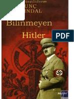 Aytunç Altındal - Bilinmeyen Hitler