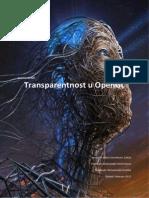 Transparencija u OpenGL
