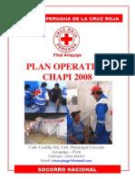 PLAN CHAPI 2008