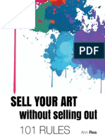 Sell Your Art 101rules