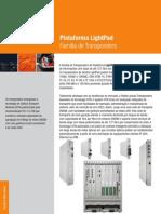 Lightpad Padtec Transponders Otn
