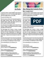 community of practice flyer 2015