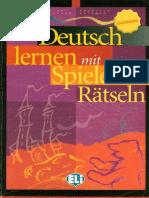 Deutsch Lernen Mit Spielen Und Rasteln