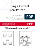 Building Current Reality Tree
