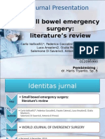 Journal Presentation Small Bowel