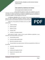 Lorin - Organizare Cabinetului Medical