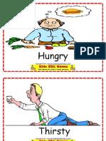 Adjectives Set 2 Flashcards