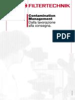 Contamination Management Dalla Lavorazione Alla Consegna