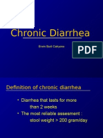 Chronic Diarrhea Kuliah pakar unissula