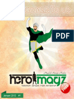 Majalah Hero Edisi 1