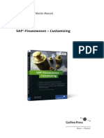 Sappress Sap Finanzwesen Customizing