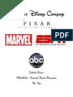 Disney vs TimeWarner Financial Ratio