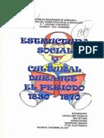 ESTRUCTURA SOCAL Y CULTURAL DURANTE EL PERIODO 1830 - 1870 PDF