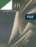 Emil Sioran - Razgovori