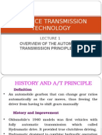 Advance Transmission Technology Lecture 1 22 Jan 2013