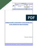 Directiva Poi-upla 2015