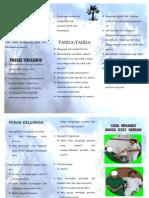 1. Leaflet Harga Diri Rendah