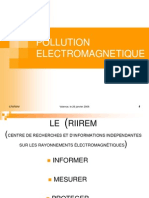 Pollution Electromagnétique CRIIREM