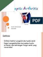 septik artritis