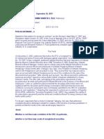 Pua vs Citibank Full Digest