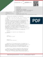Reglamento de Extranjeria Dto 597_24 Nov 1984