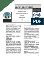 Derecho Mercantíl III Código 246 (6)