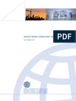 FIDIC Quality Based Consultant Selection Guide 2011