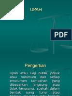 Upah Menurut Islam Dan Upah Minimum