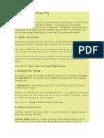 Five Beatles Songwriting Tricks