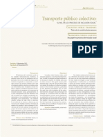 Transporte Publico Colectivo