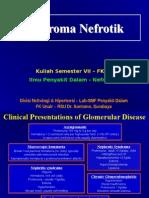 Sindroma Nefrotik - Dr.chandra