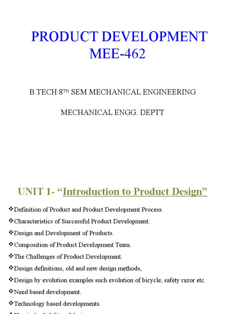 product development & design | new product development | feasibility