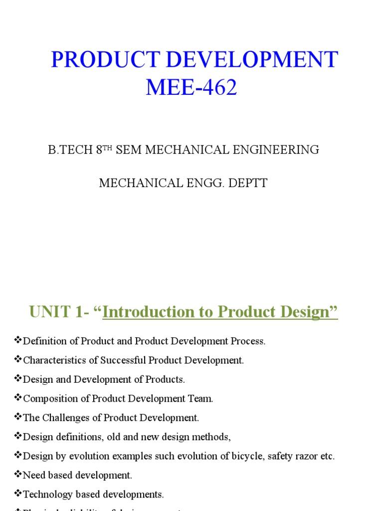 product development & design | new product development | feasibility