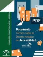 Andaluz -Documento Tecnico Accesibilidad Abril 2012 Junta Andalucia