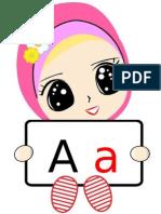 Cara Tulis ABC ABC