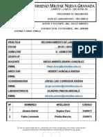 mecánica de sólidos - Reconocimiento de Laboratorios (Solidos)