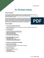 informatica powercenter developer