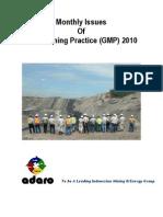Good Mining Practice Book Adaro Indonesia