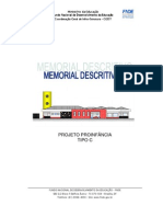memorial descritivo projeto tipo 120criancas