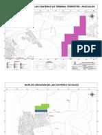 MAPA GEOLÓGICO DE CANTERAS DE GUAYAQUIL